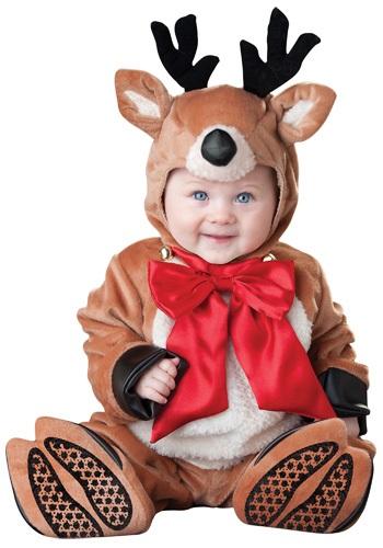 【ポイント最大29倍●お買い物マラソン限定!エントリー】赤ちゃん 新生児 Reindeer コスチューム ハロウィン 子ども コスプレ 衣装 仮装 こども イベント 子ども パーティ ハロウィーン 学芸会