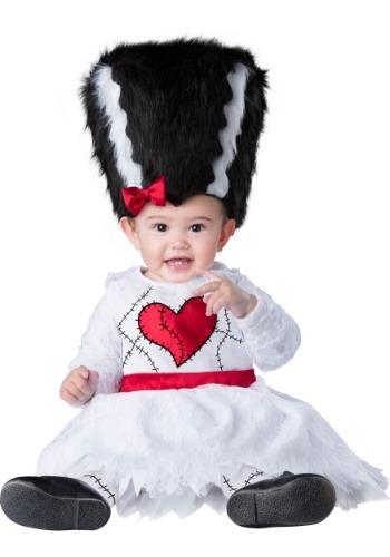 【ポイント最大29倍●お買い物マラソン限定!エントリー】赤ちゃん 新生児 Monster Bride コスチューム ハロウィン 子ども コスプレ 衣装 仮装 こども イベント 子ども パーティ ハロウィーン 学芸会