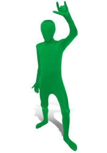 【ポイント最大29倍●お買い物マラソン限定!エントリー】チャイルド Green Morphsuit コスチューム ハロウィン 子ども コスプレ 衣装 仮装 こども イベント 子ども パーティ ハロウィーン 学芸会