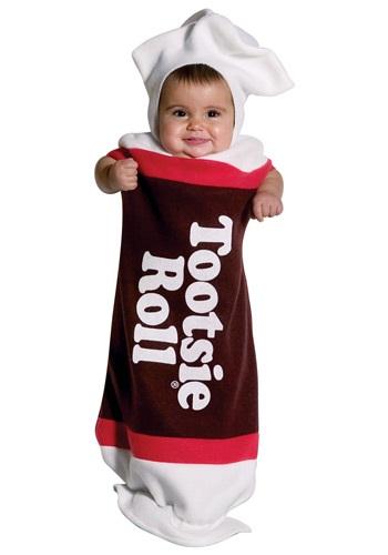 赤ちゃん 新生児 Tootsie Roll コスチューム クリスマス ハロウィン 子ども コスプレ 衣装 仮装 こども イベント 子ども パーティ ハロウィーン 学芸会
