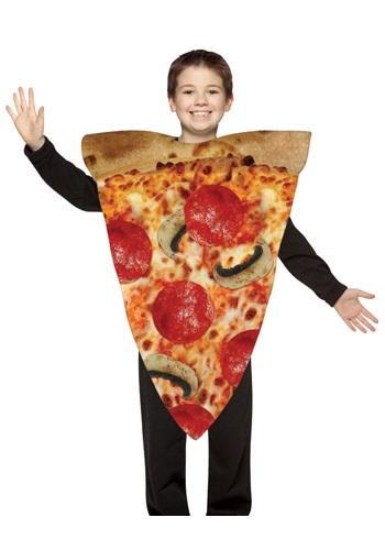 【ポイント最大29倍●お買い物マラソン限定!エントリー】キッズ Pizza Slice コスチューム ハロウィン 子ども コスプレ 衣装 仮装 こども イベント 子ども パーティ ハロウィーン 学芸会