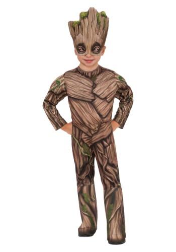 【ポイント最大29倍●お買い物マラソン限定!エントリー】幼児 デラックス Groot コスチューム ハロウィン 子ども コスプレ 衣装 仮装 こども イベント 子ども パーティ ハロウィーン 学芸会