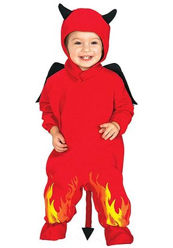 Lil D邪悪な 赤ちゃん 新生児 コスチューム クリスマス ハロウィン 子ども コスプレ 衣装 仮装 こども イベント 子ども パーティ ハロウィーン 学芸会