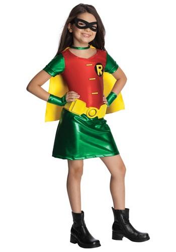 【ポイント最大29倍●お買い物マラソン限定!エントリー】Girls Titans Robin コスチューム ハロウィン 子ども コスプレ 衣装 仮装 こども イベント 子ども パーティ ハロウィーン 学芸会