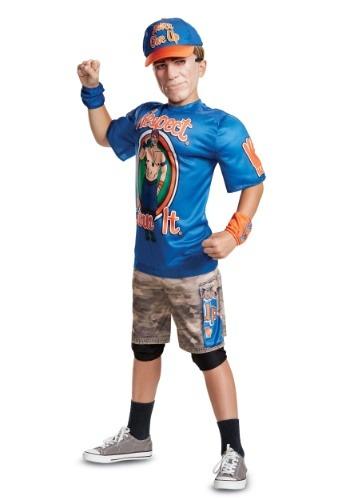 【ポイント最大29倍●お買い物マラソン限定!エントリー】WWE John Cena 男の子's Muscle コスチューム ハロウィン 子ども コスプレ 衣装 仮装 こども イベント 子ども パーティ ハロウィーン 学芸会