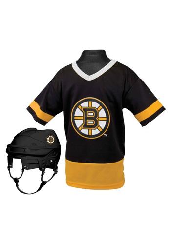 【ポイント最大29倍●お買い物マラソン限定!エントリー】キッズ NHL Boston Bruins Uniform コスチューム Set ハロウィン 子ども コスプレ 衣装 仮装 こども イベント 子ども パーティ ハロウィーン 学芸会
