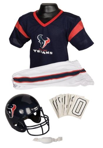 【ポイント最大29倍●お買い物マラソン限定!エントリー】キッズ NFL Texans Uniform コスチューム ハロウィン 子ども コスプレ 衣装 仮装 こども イベント 子ども パーティ ハロウィーン 学芸会
