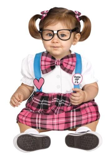 【ポイント最大29倍●お買い物マラソン限定!エントリー】幼児 Cutie Pi Nerd コスチューム ハロウィン 子ども コスプレ 衣装 仮装 こども イベント 子ども パーティ ハロウィーン 学芸会