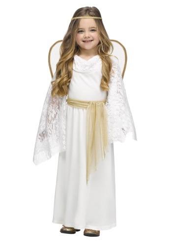 幼児 Angelic Miss コスチューム クリスマス ハロウィン 子ども コスプレ 衣装 仮装 こども イベント 子ども パーティ ハロウィーン 学芸会