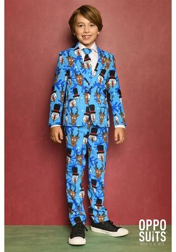 【ポイント最大29倍●お買い物マラソン限定!エントリー】Opposuits Winter Winner 男の子s Suit ハロウィン 子ども コスプレ 衣装 仮装 こども イベント 子ども パーティ ハロウィーン 学芸会