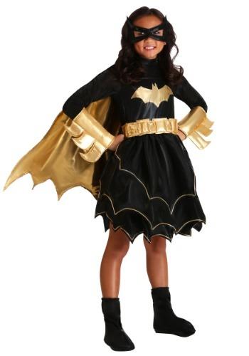 デラックス DC Comics Bat女の子 女の子 コスチューム クリスマス ハロウィン 子ども コスプレ 衣装 仮装 こども イベント 子ども パーティ ハロウィーン 学芸会