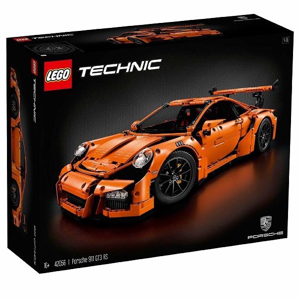 レゴ lego テクニック Technic ポルシェ Porsche 911 GT3 RS 42056 おもちゃ 限定品 玩具 車 外車