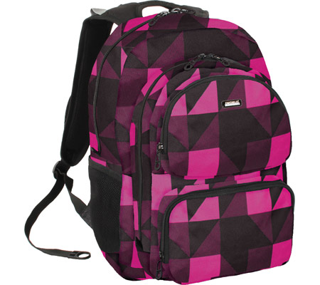 JWorld New York Astro Laptop Backpack - Block Pink バッグ 鞄 かばん バックパック リュックサック