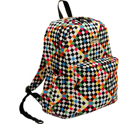 JWorld New York Oz Laptop Backpack - Checkers バッグ 鞄 かばん バックパック リュックサック