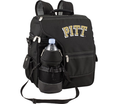 Picnic Time Turismo Pittsburgh Panthers Embroidered - Black バッグ 鞄 かばん バックパック リュックサック