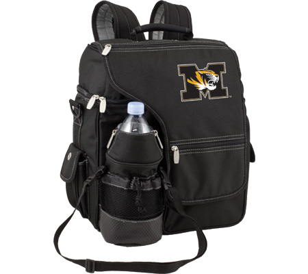 Picnic Time Turismo Missouri Tigers Embroidered - Black バッグ 鞄 かばん バックパック リュックサック