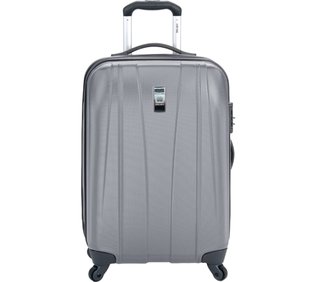 Delsey Helium Shadow C O Exp. Spinner Suiter Trolley - Platinum バッグ 鞄 かばん