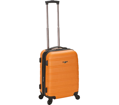 Rockland Melbourne 20 Expandable Carry On - Orange バッグ 鞄 かばん