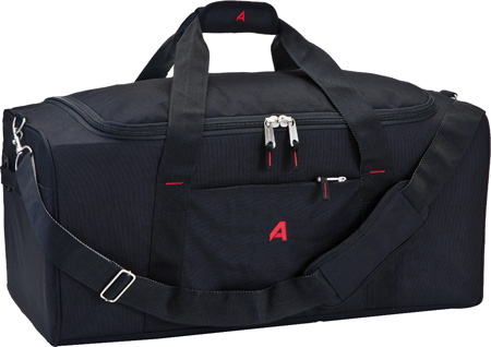 Athalon 26 Equipment Camping Duffel - Black バッグ 鞄 かばん