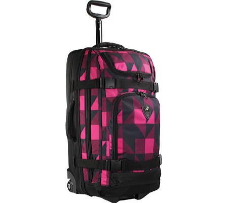 JWorld New York Vinewood 25 Rolling Duffel - Block Pink バッグ 鞄 かばん