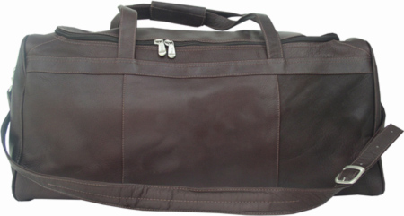ピエルレザー Piel Leather Travelers Select Medium Duffel Bag 9711 - Chocolate Leather バッグ 鞄 かばん