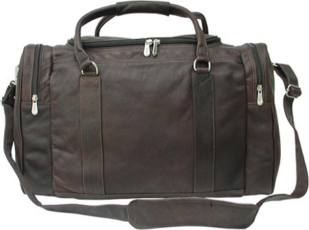 ピエルレザー Piel Leather Classic Weekend Carry On 2509 - Chocolate Leather バッグ 鞄 かばん