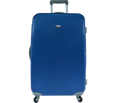 トラベラーズチョイス Travelers Choice Travelers Select Dana Point 24 Hardside Spinner - Blue バッグ 鞄 かばん