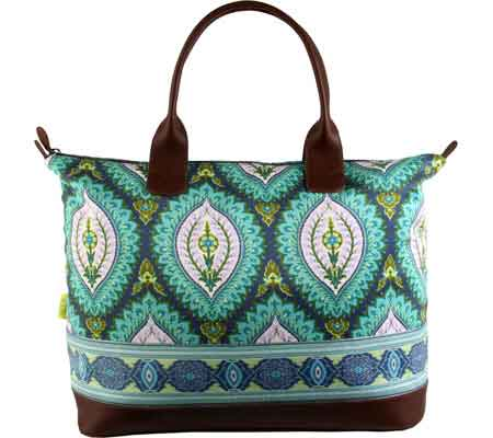 Amy Butler Marni Duffle - Imperial Paisley Clover バッグ 鞄 かばん