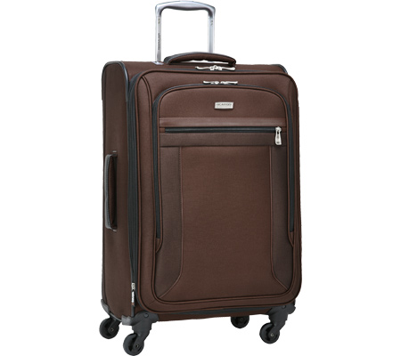 Ricardo Beverly Hills Montecito 24 Expandable Spinner Upright - French Roast バッグ 鞄 かばん