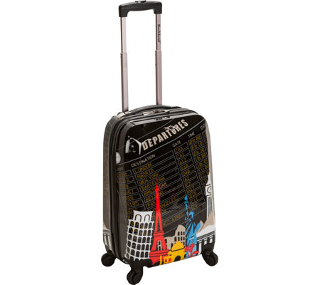 Rockland 20 Polycarbonate Carry On F206 - Departure バッグ 鞄 かばん