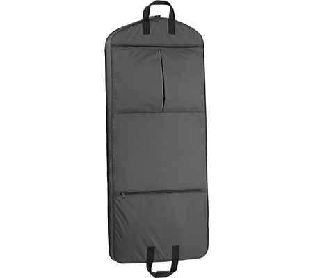 Wally Bags 52 Dress Length Garment Bag 855 - Black バッグ 鞄 かばん