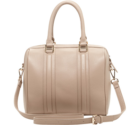 SUSU Handbags Murray Satchel - Beige バッグ 鞄 かばん