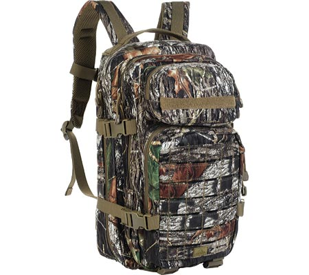 Red Rock Outdoor Gear Mossy Oak Assault Pack バッグ 鞄 かばん スポーツバッグ