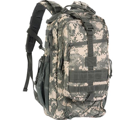 Red Rock Outdoor Gear Summit Backpack - ACU バッグ 鞄 かばん スポーツバッグ