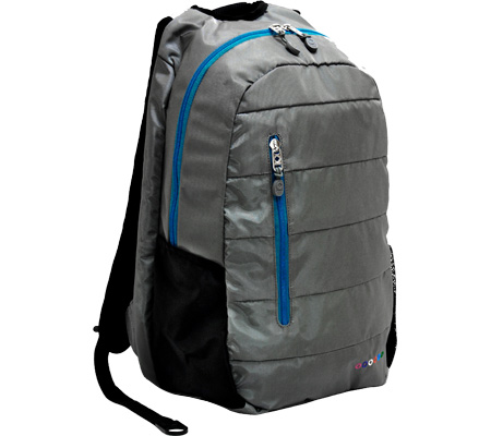 JWorld New York Collis Laptop Backpack - Grey バッグ 鞄 かばん バックパック リュックサック