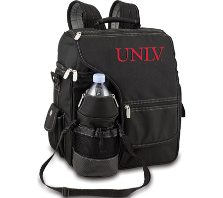 Picnic Time Turismo UNLV Rebels Print - Black バッグ 鞄 かばん バックパック リュックサック