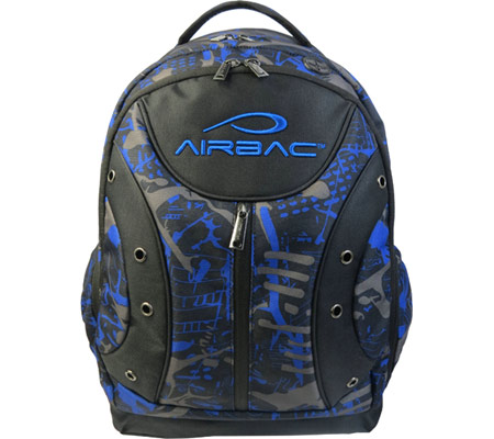 Airbac Ring - Blue バッグ 鞄 かばん バックパック リュックサック
