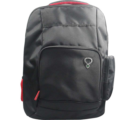 CellAllure Laptop Bag 2 - Black Red バッグ 鞄 かばん バックパック リュックサック