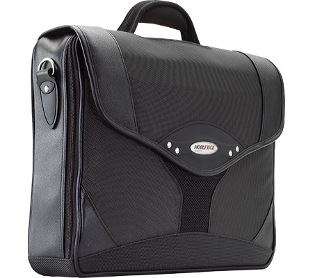 モバイルエッジ Mobile Edge Select Briefcase- 15.6PC 17Mac - Charcoal Black バッグ 鞄 かばん