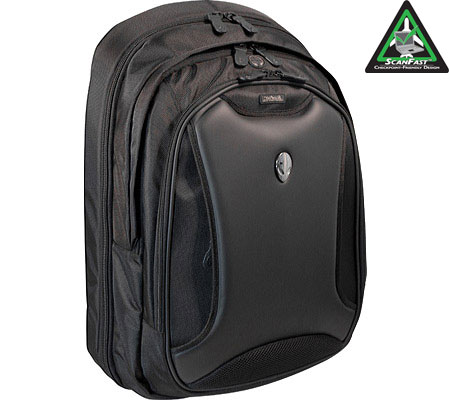モバイルエッジ Mobile Edge Alienware Orion M18x Backpack - Black バッグ 鞄 かばん