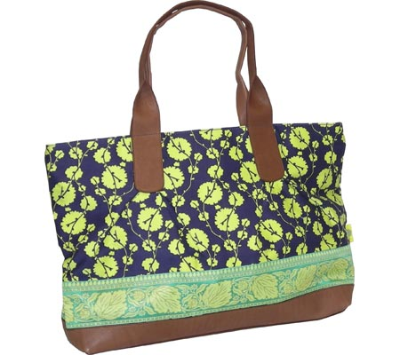 Amy Butler Abina Tote - Cotton Vine Lime バッグ 鞄 かばん ハンドバッグ