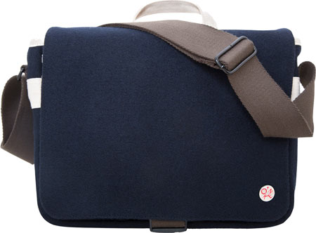 Token Woolrich West Point Grant Shoulder Bag (S) - Navy バッグ 鞄 かばん ハンドバッグ