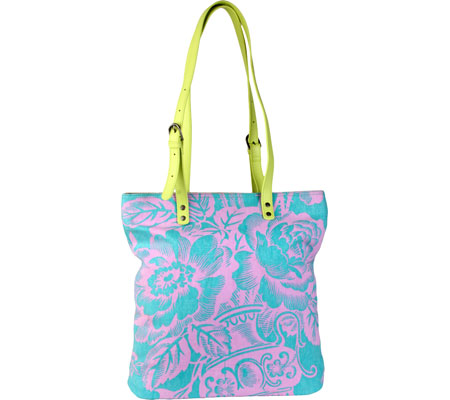 Amy Butler Harper Tote - Turquoise バッグ 鞄 かばん ハンドバッグ