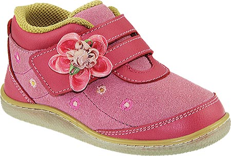 KidoFit Nerine - Pink Leather 子供 キッズ シューズ 靴