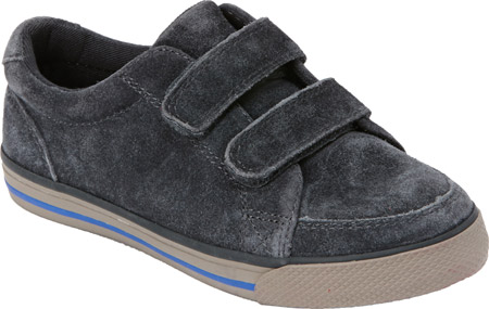 Hanna Andersson Leo - Artifact Grey Suede 子供 キッズ シューズ 靴