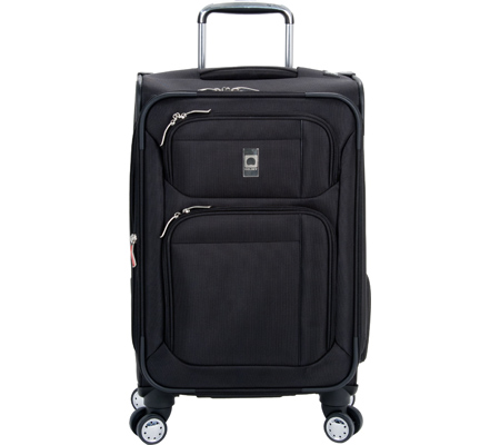 Delsey Helium Breeze C O Exp. Spinner Suiter Trolley - Black バッグ 鞄 かばん