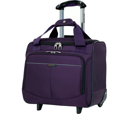 Ricardo Beverly Hills Mar Vista 16 2-Wheel Rolling Tote - Iris Purple バッグ 鞄 かばん