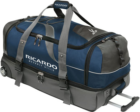 Ricardo Beverly Hills Essentials 30 Rolling Duffel - Blue バッグ 鞄 かばん