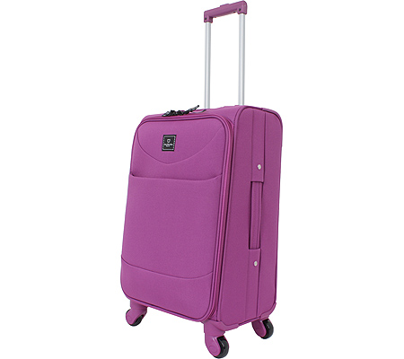 French West Indies 20 Carry-On Spinner - Purple Drift バッグ 鞄 かばん