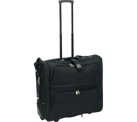 Preferred Nation 7643 Rolling Garment Bag - Black バッグ 鞄 かばん